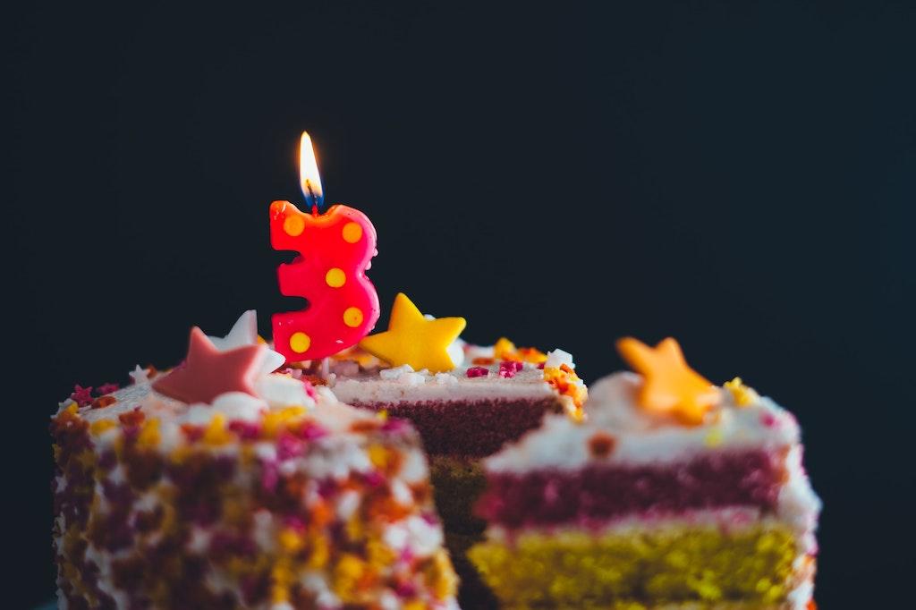 Happy Birthday, Zettlr!